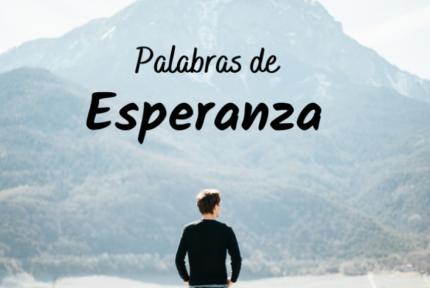Palabras de Esperanza: Quién tiene el mando