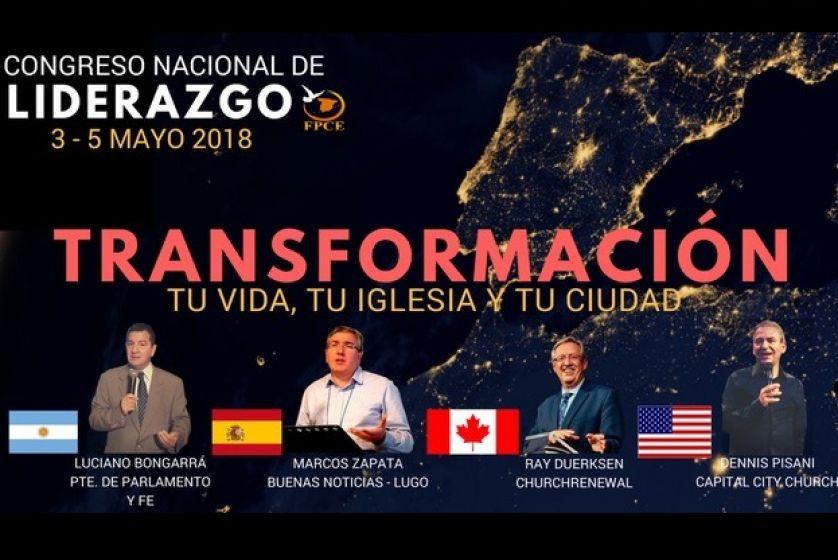 Marcos Zapata En El IV Congreso Nacional De Liderazgo (Pastores) 1/1