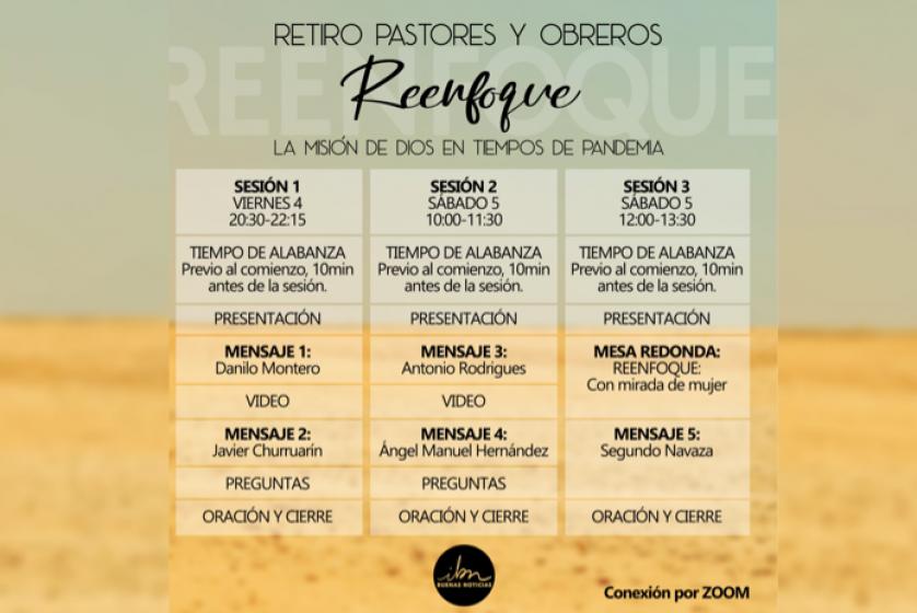 Retiro Pastores Y Obreros 3/3