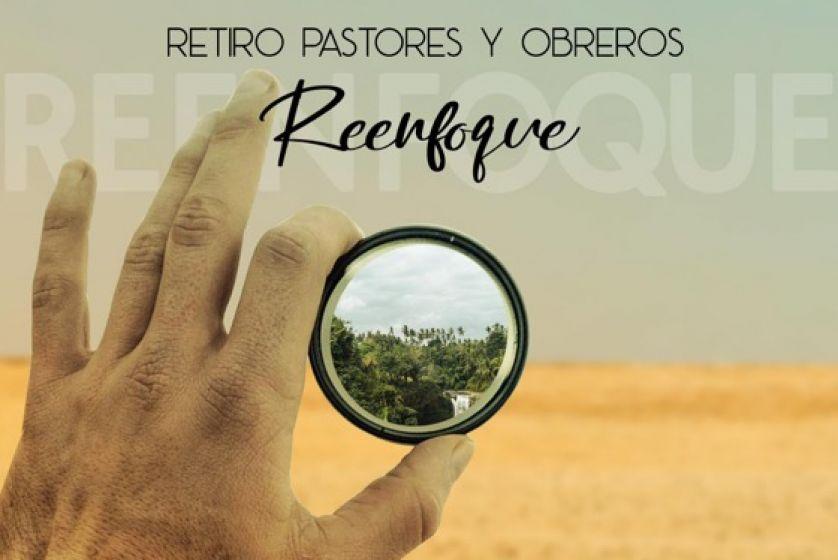 Retiro Pastores Y Obreros 1/3