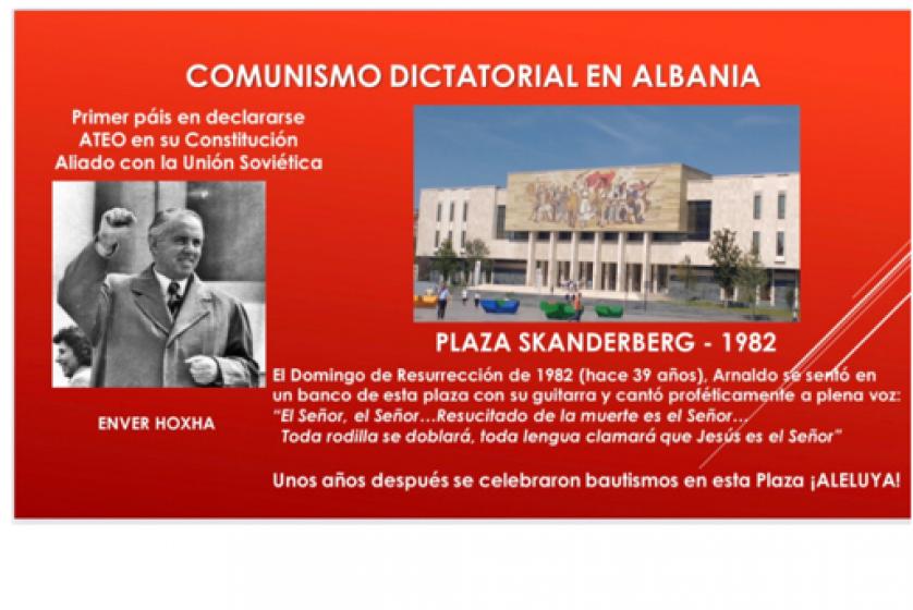 Albania 3/9