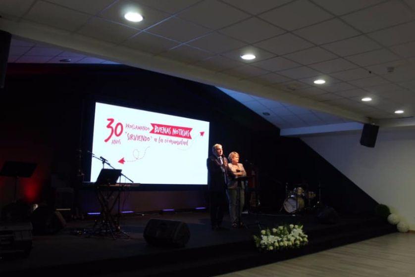 30 Años Iglesia Buenas Noticias Lugo 3/4