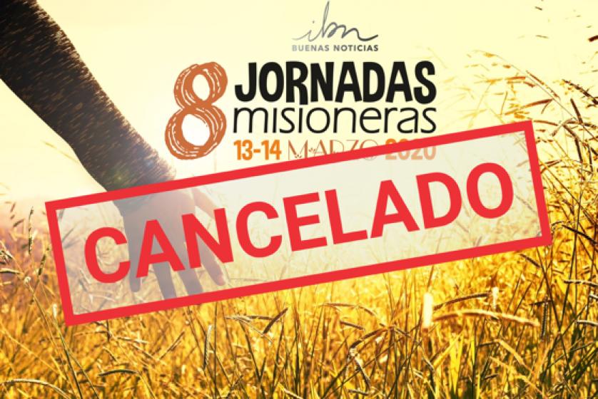 Suspensión Retiro Nacional 40 Aniversario Y VIII Jornadas Misioneras 2/2