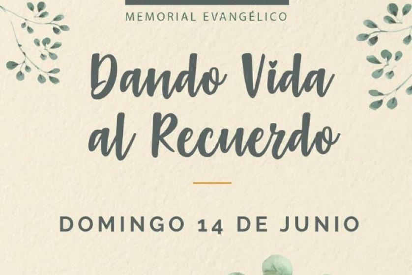 Memorial DANDO VIDA AL RECUERDO 1/1