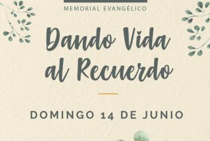 Memorial DANDO VIDA AL RECUERDO