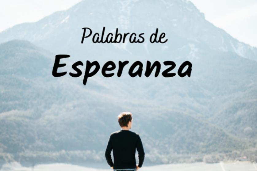 Palabras De Esperanza: Basura 1/1