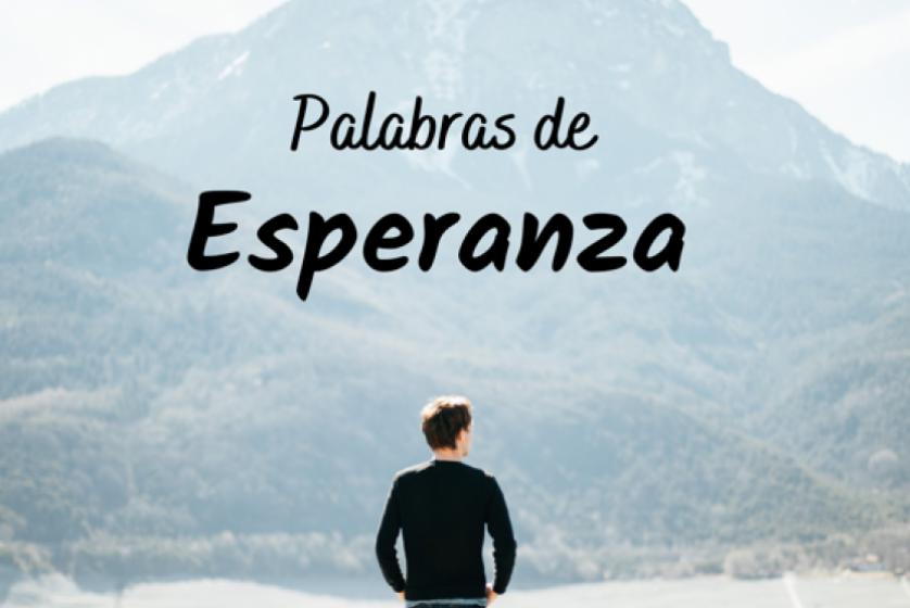 Palabras De Esperanza: Esfuérzate 1/1